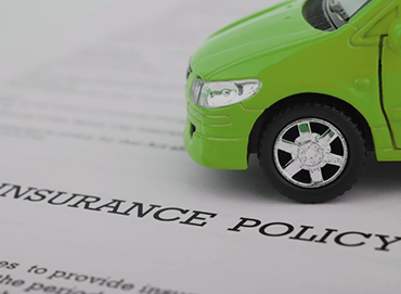 car insurance documents